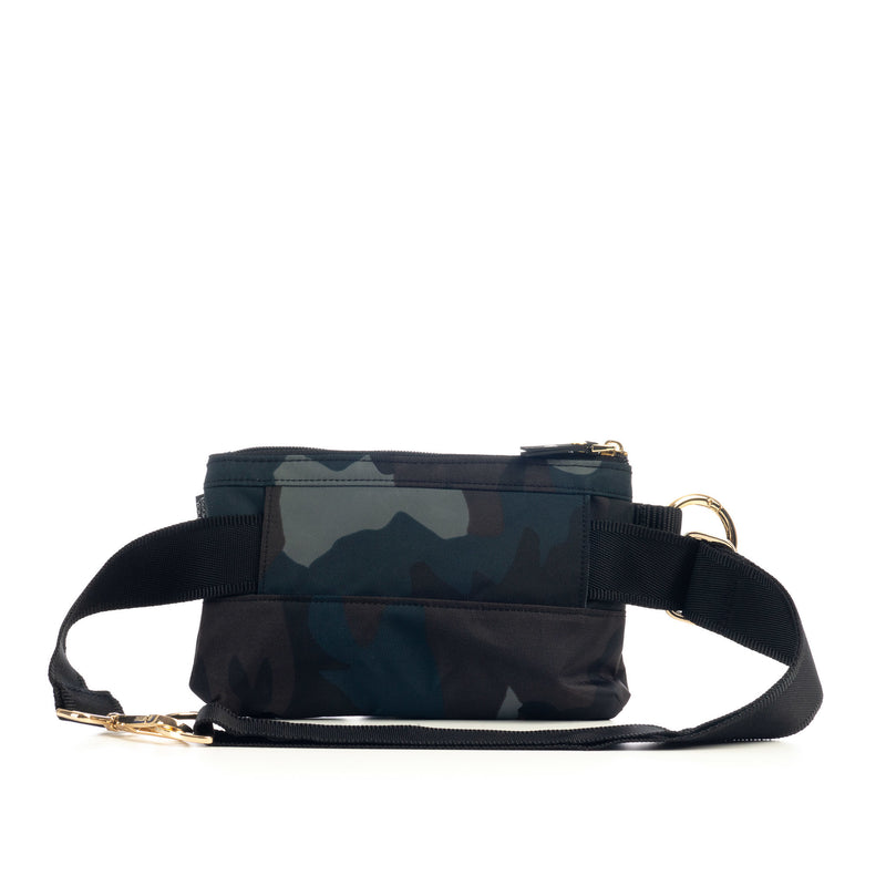 Urban Clutch - Ink Camo