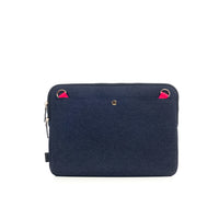 "Laptop Cruiser 13"" - Blue Denim Pop Pink"