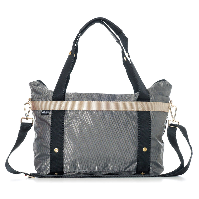 The ANDI Small - Diamond Charcoal