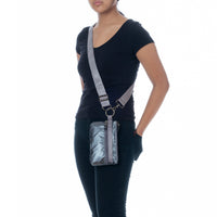 Urban Clutch - Gunmetal Rock Metallic (Gunmetal)