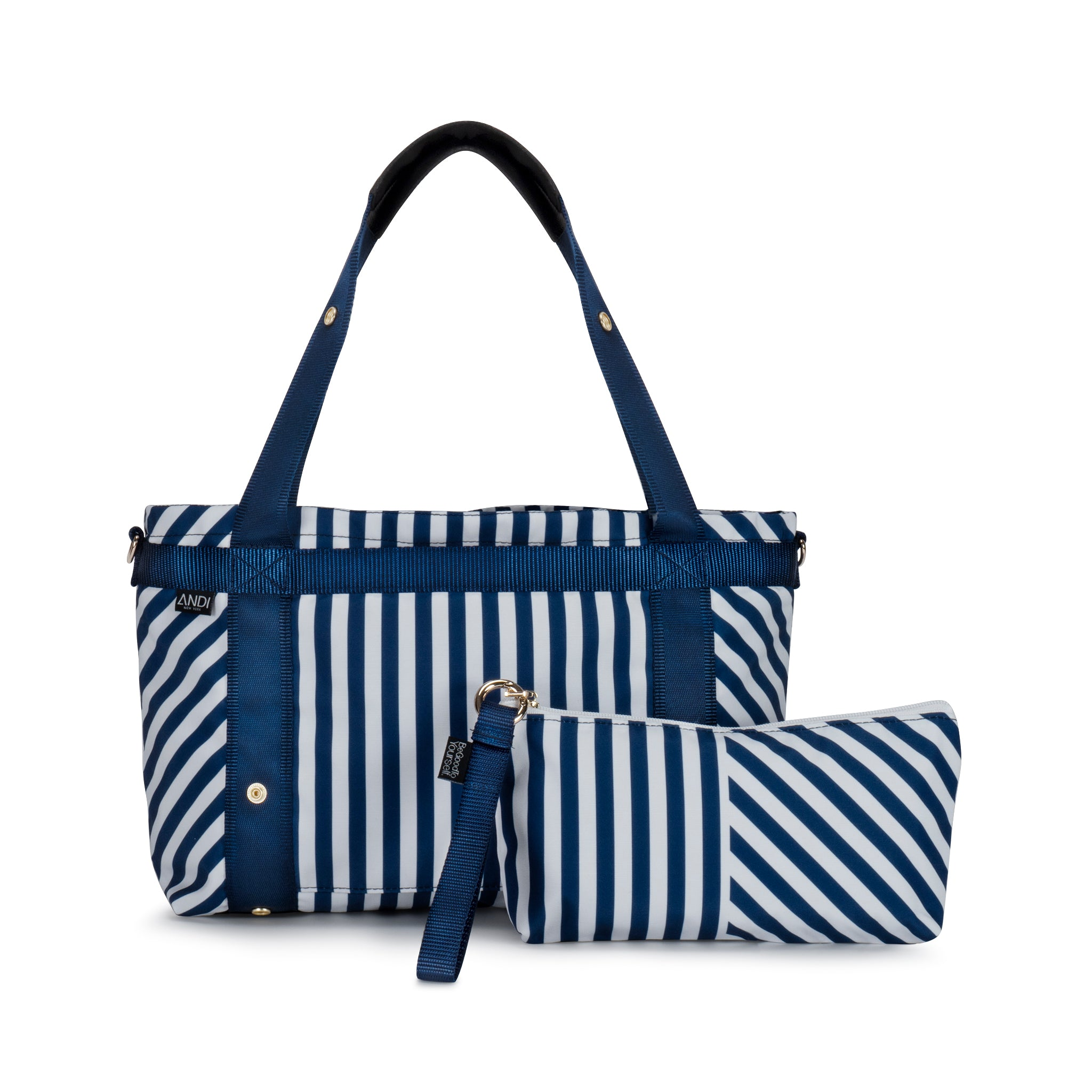 The ANDI Small - Summer Stripe