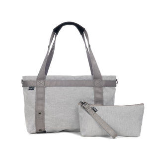 The ANDI Small - Grey Denim