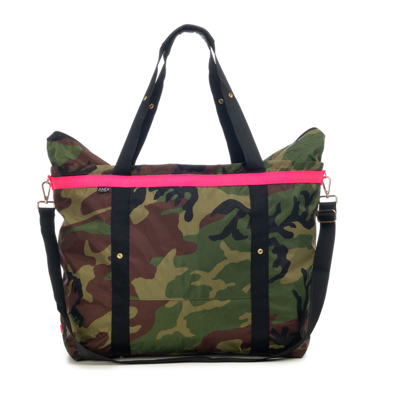 The ANDI XL - Camo Pop Pink