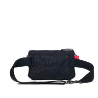 Urban Clutch - Black Leopard Pop Pink
