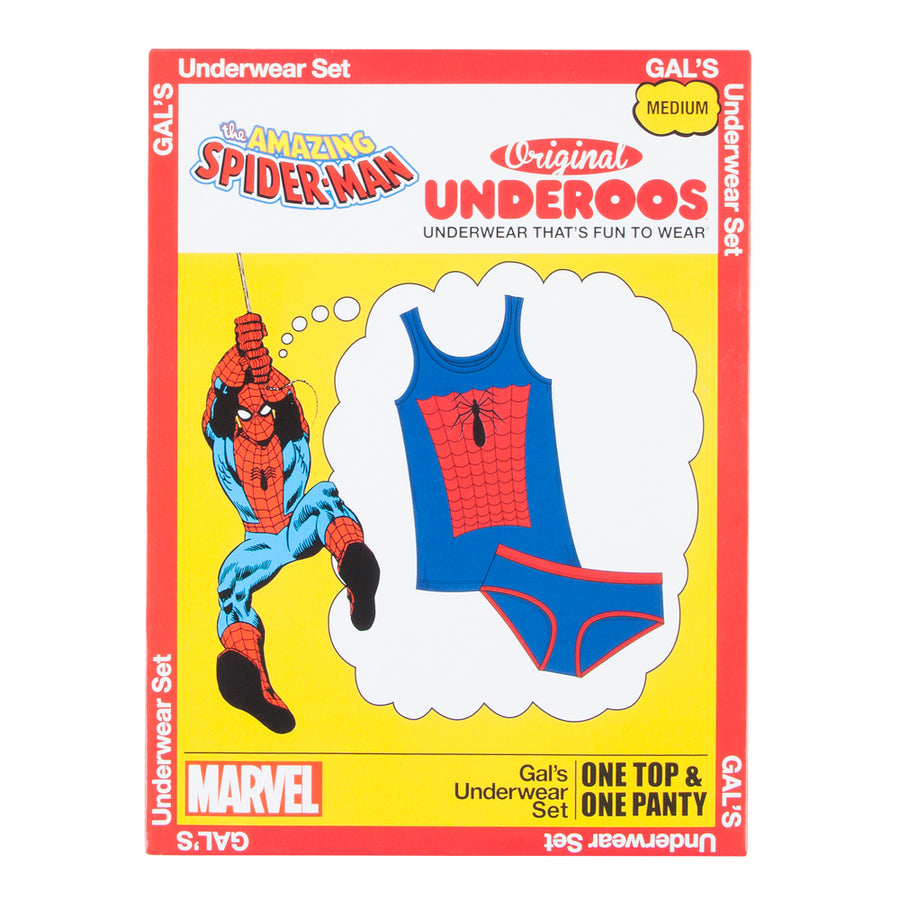 Marvel Spiderman Underoos