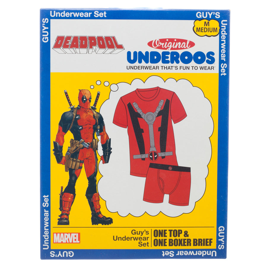 Marvel Deadpool Underoos - Briefs