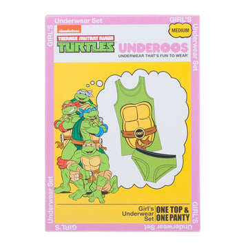 TMNT Turtles Youth Underoos