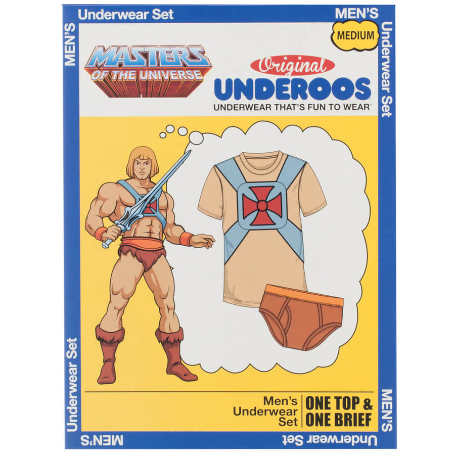 Masters Of The Universe He Man Underoos