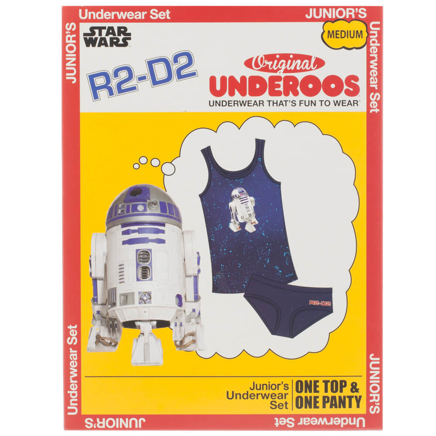 Star Wars R2D2 Underoos