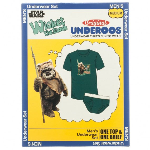 Star Wars Wickett Underoos