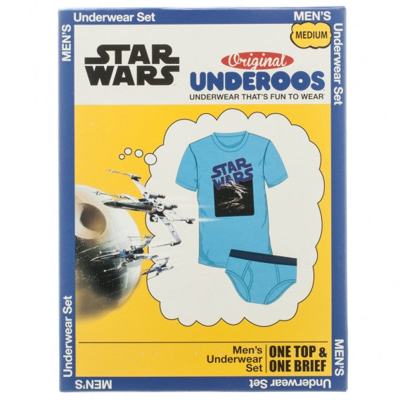 Star Wars X Wing Underoos
