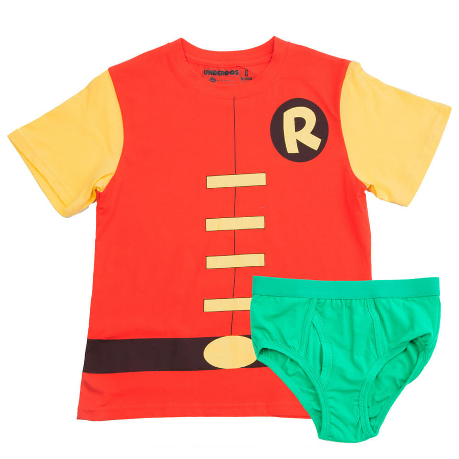 DC Comics Robin Youth Underoos