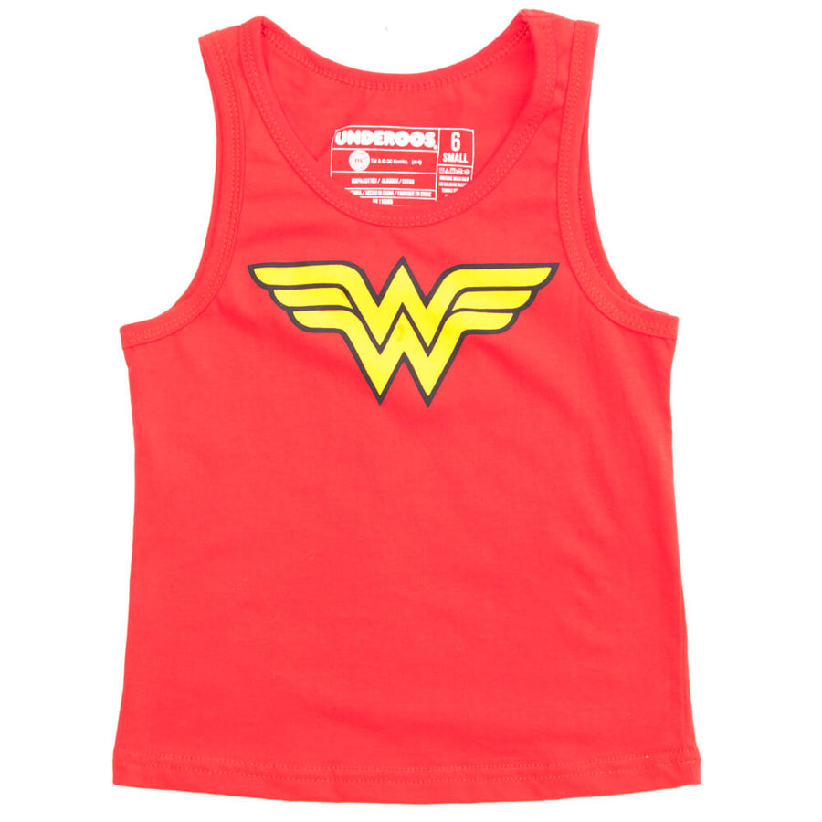 DC Comics Wonder Womans Youth Underoos
