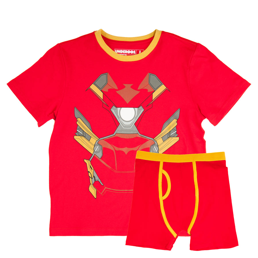 Marvel Ironman Youth Underoos