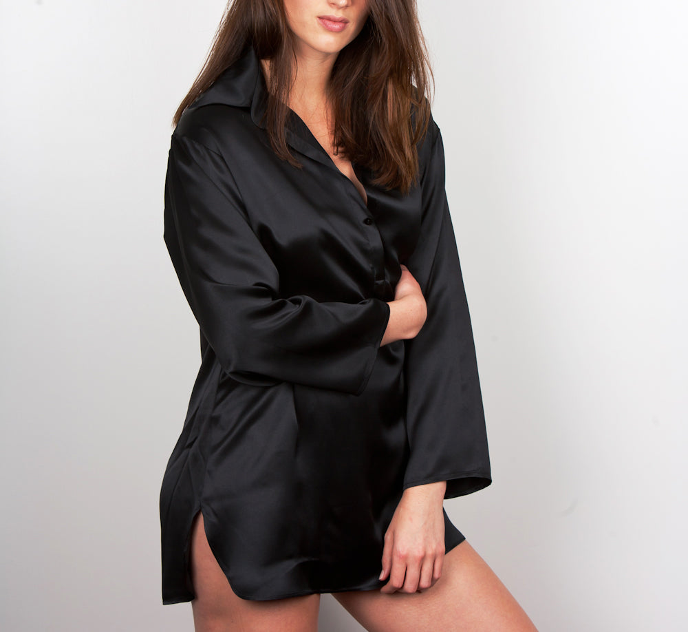 Silk Nightshirt