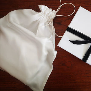 Silk Lingerie/Travel Bag - Free Gift with Purchase