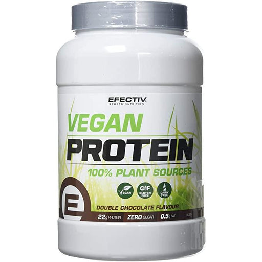 Efectiv Nutrition Vegan Protein - Jacked Bull Nutrition