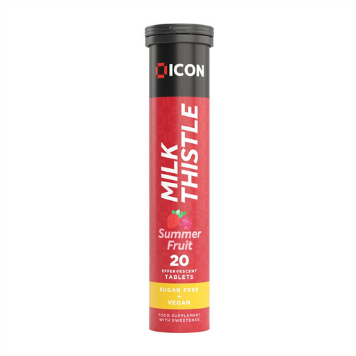ICON Nutrition Milk Thistle - Jacked Bull Nutrition