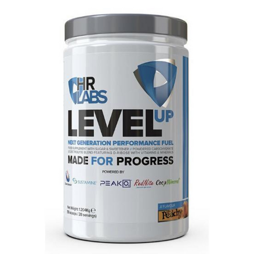 HR Labs LevelUP 1.204kg - Jacked Bull Nutritiion