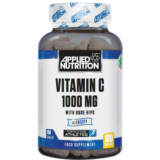 Applied Nutrition Vitamin C 1000mg & Rose Hips x 100 - Jacked Bull Nutrition