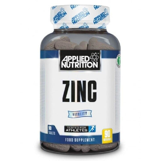 Applied Nutrition Zinc 90 tabs - Jacked Bull Nutrition