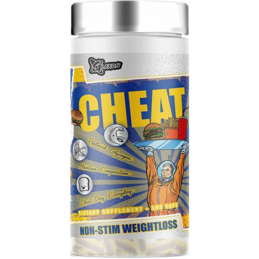 Glaxon Cheat 180 Caps - Jacked Bull Nutrition