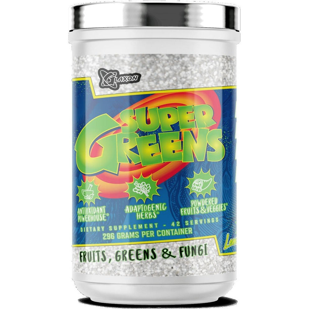 Glaxon Super Greens 296g - Jacked Bull Nutrition