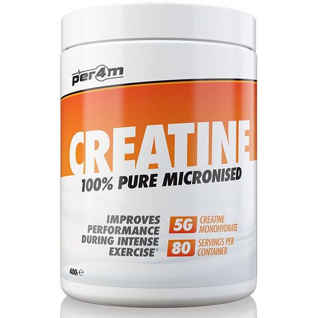 Per4m Nutrition Micronised Creatine 400g - Jacked Bull Nutrition
