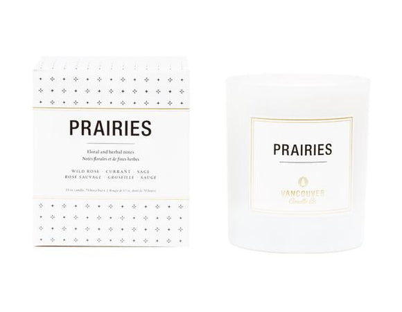 Prairies 13oz Signature Boxed Candle