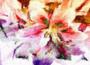 Abstract Flower Series