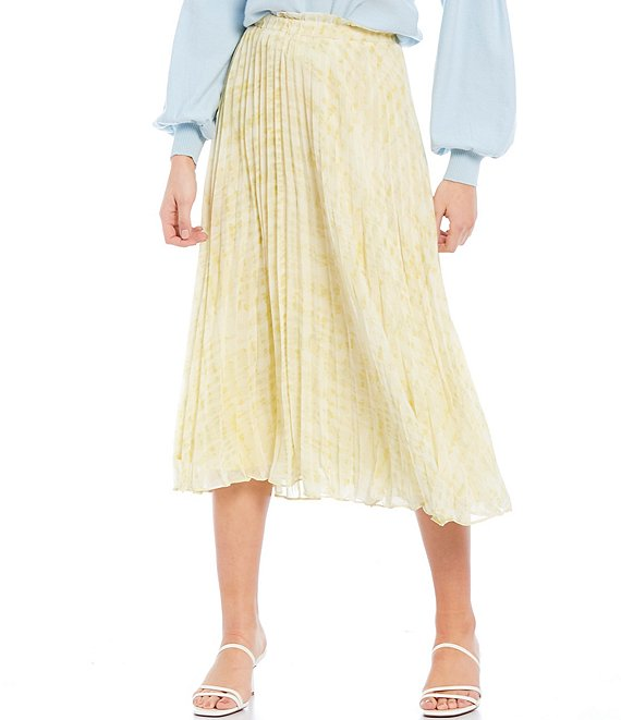 Skyler Pleated Skirt