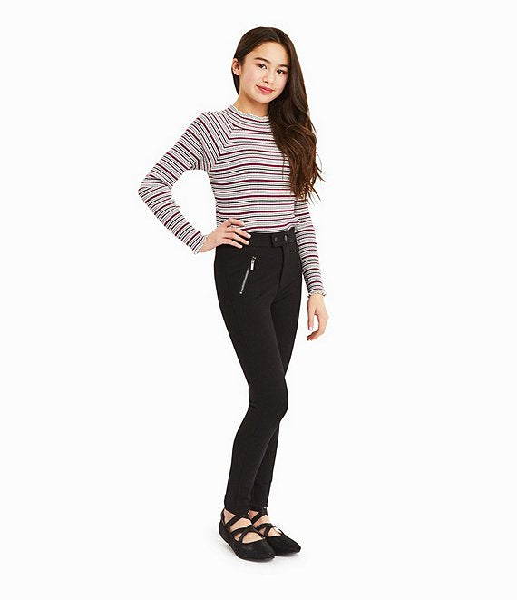Carson Pull On Ponte Pant
