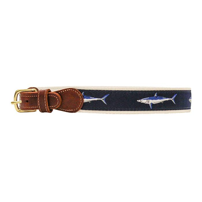 J. Bailey Canvas Boy's Belt