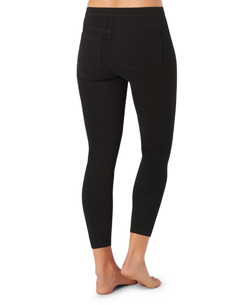 Jean-ish Cropped Leggings