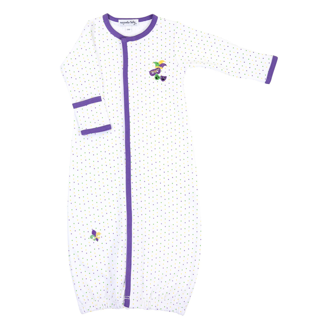 Mardi Gras Embroidered Converter