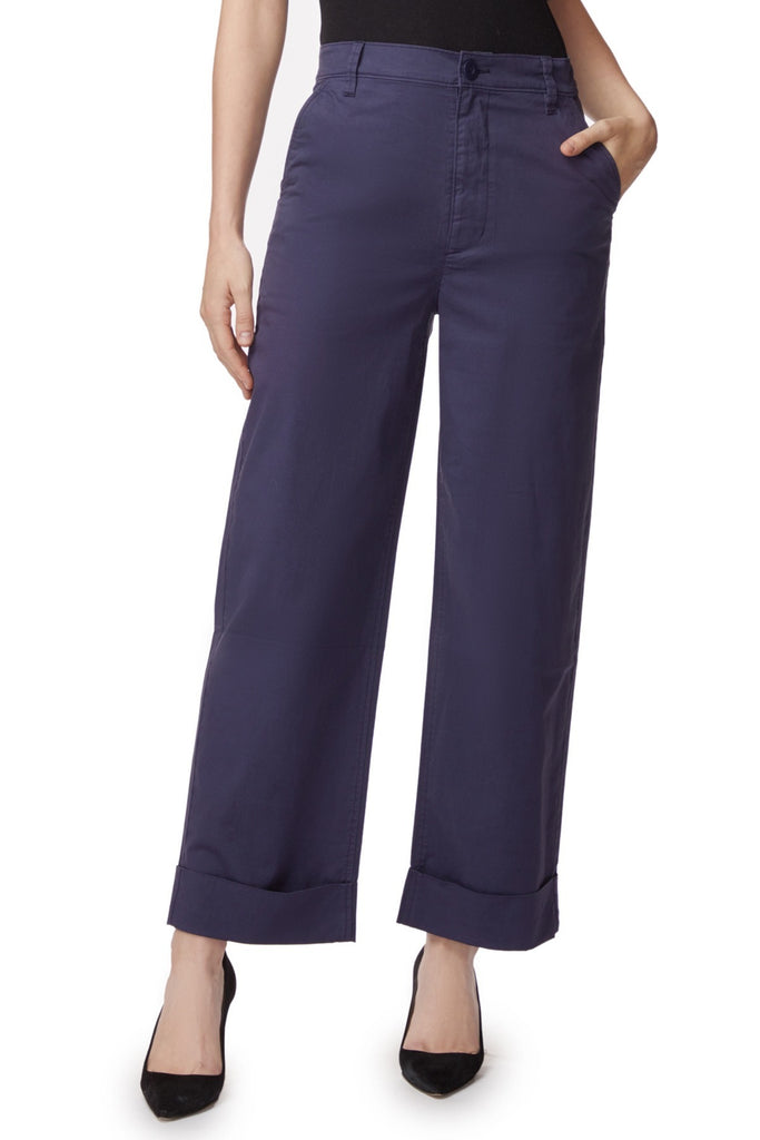 Ebbe Wide Leg Trouser