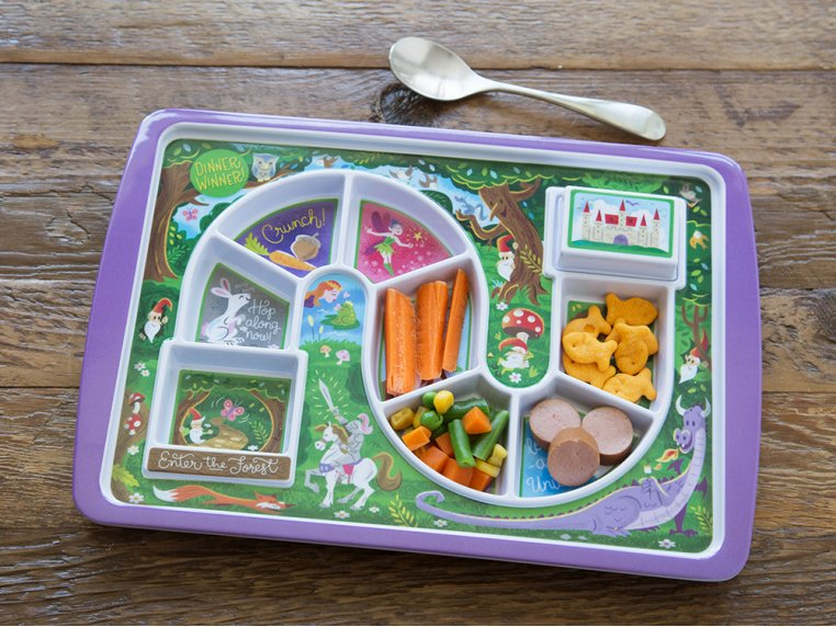 Board Game Eating Tray