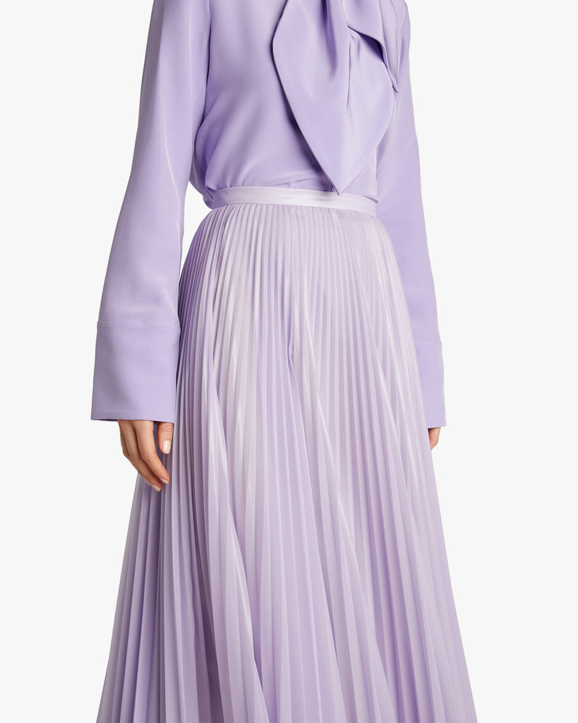 Bille Pleated Skirt