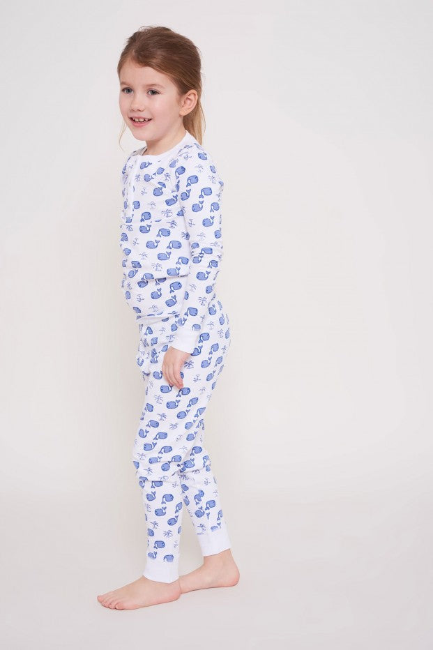 Moby Whale PJs