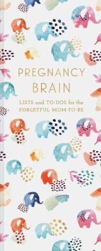 Pregnancy Brain Notepad
