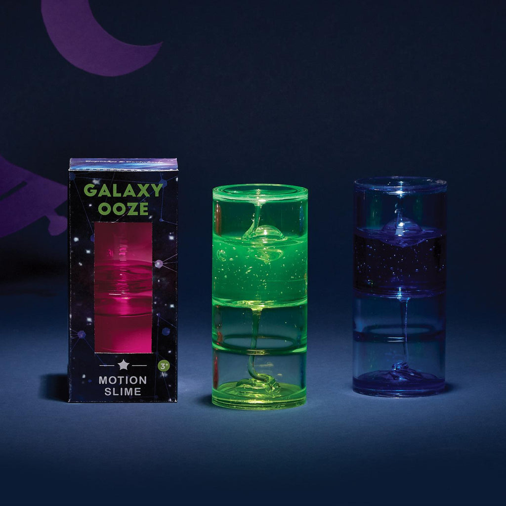 Galaxy Ooze Motion Slime