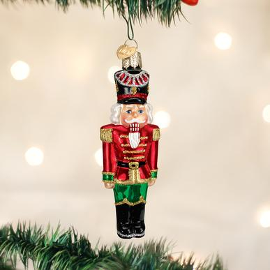 Nutcracker General Christmas  Ornament