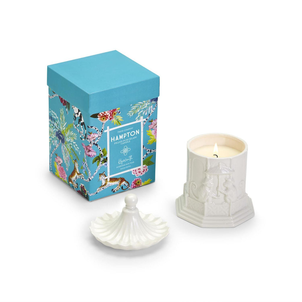 Pagoda Candle with Gift Box