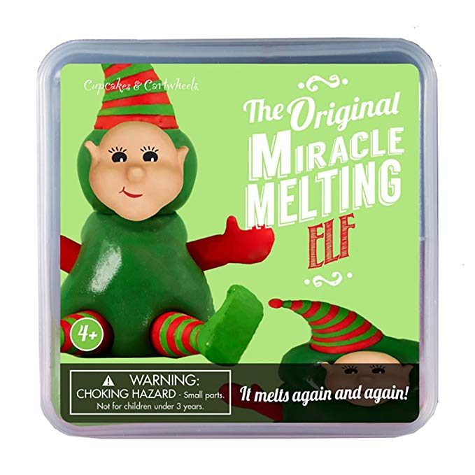 Melting Elf Gift Box