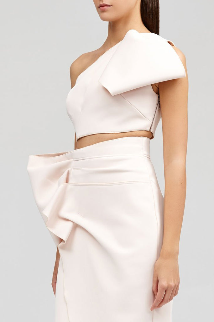 Acler Mancroft Two-Piece Skirt & Top Set