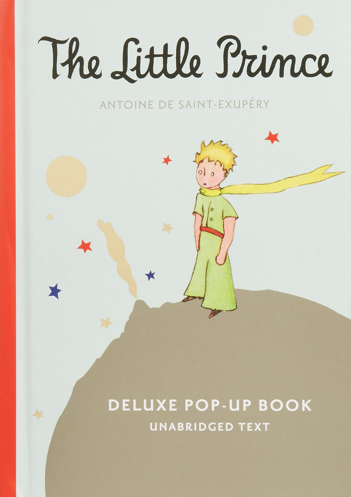 The Little Prince: Pop-Up Book