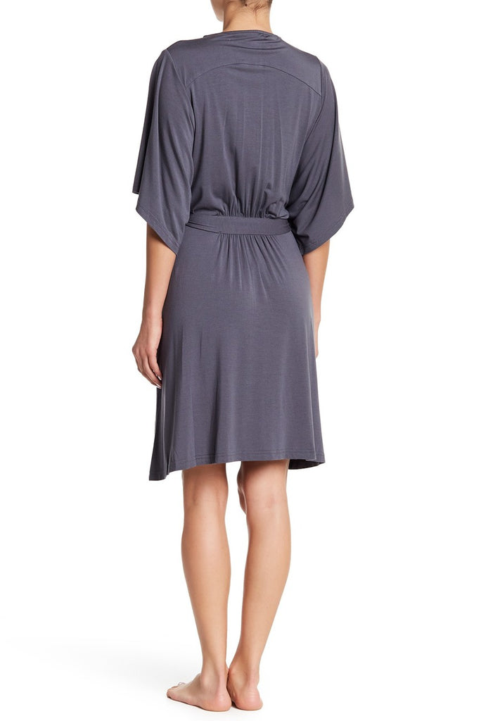 Luxe Jersey Short Robe