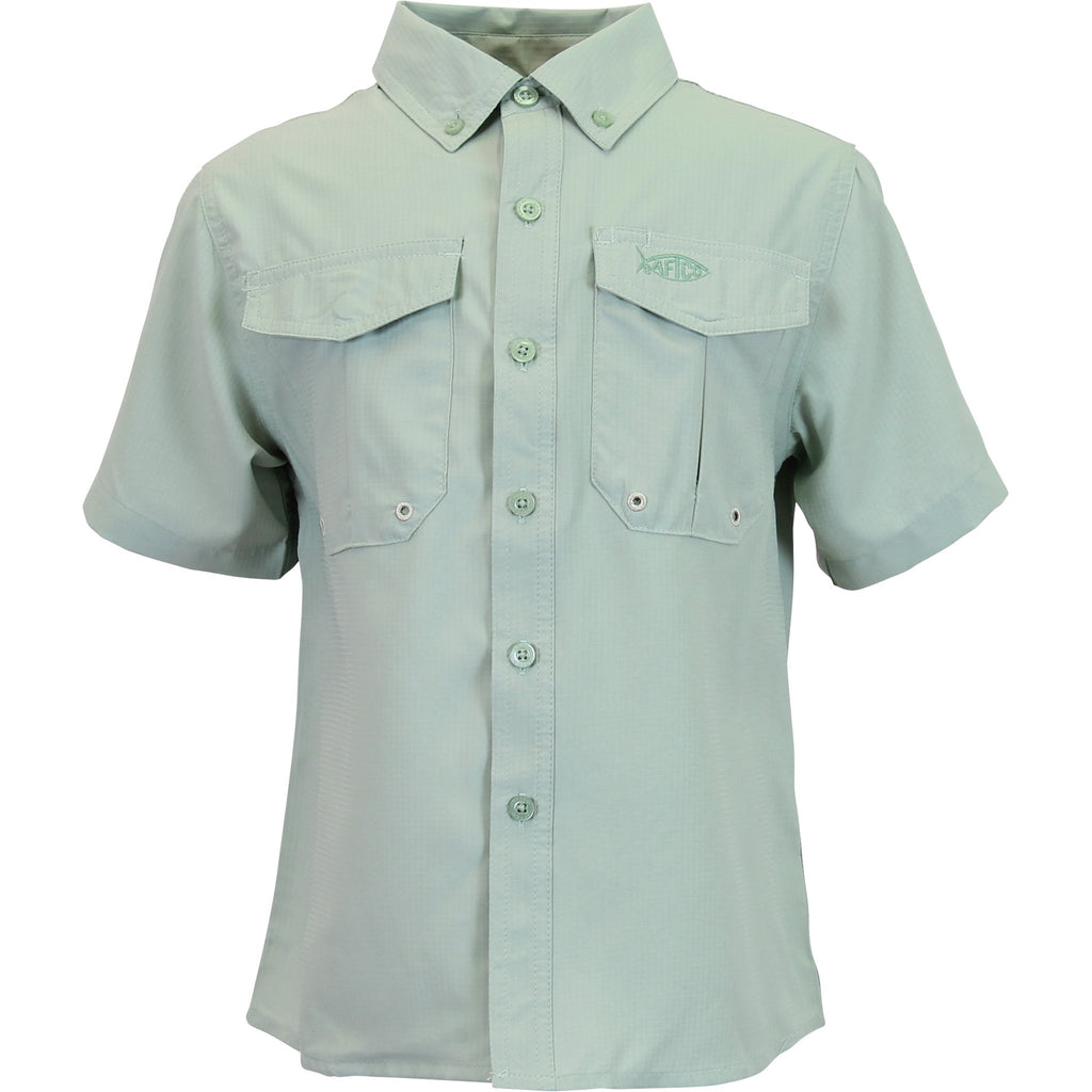 AFTCO Rangle Button Down Sporting Shirt