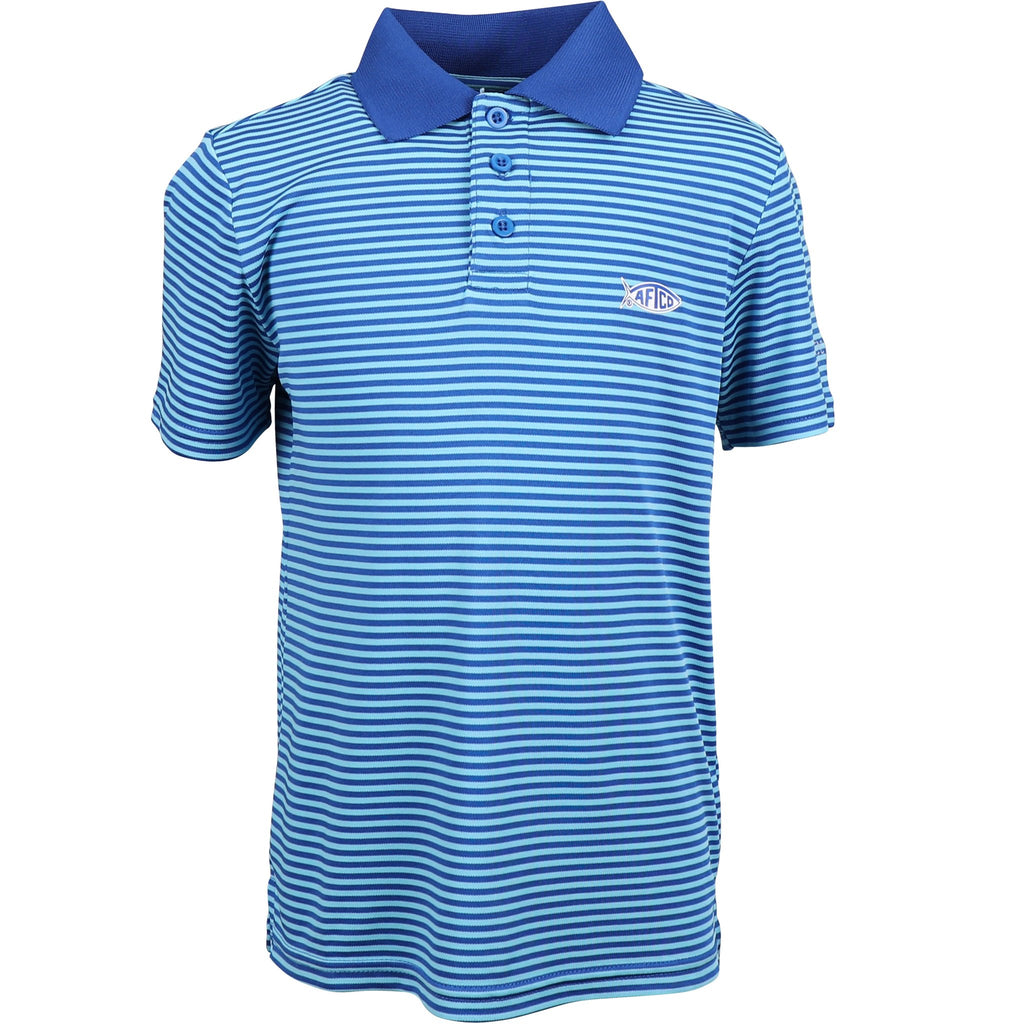 AFTCO Divot Performance Polo