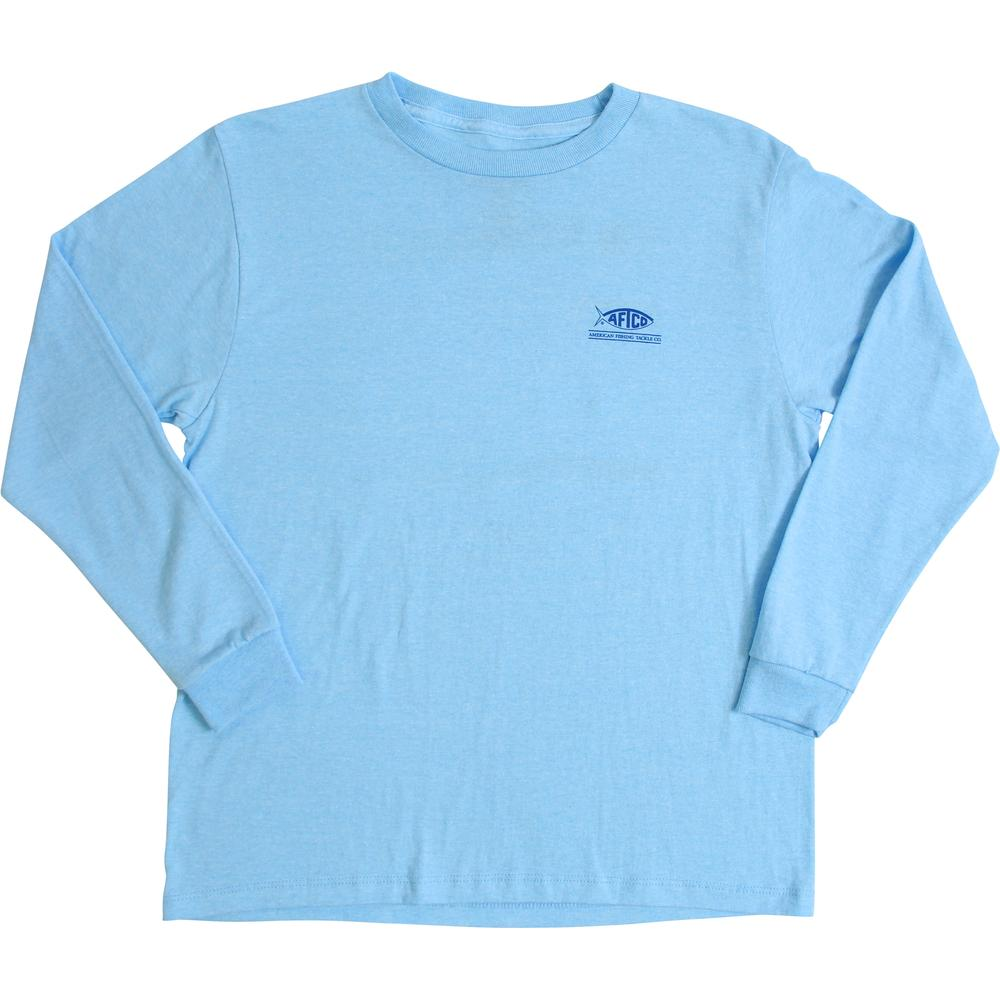 AFTCO Long Sleeve Tee Shirt